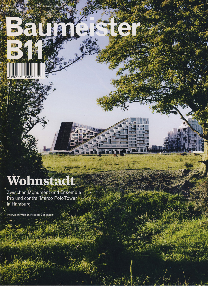 Baumeister B11 / 2010