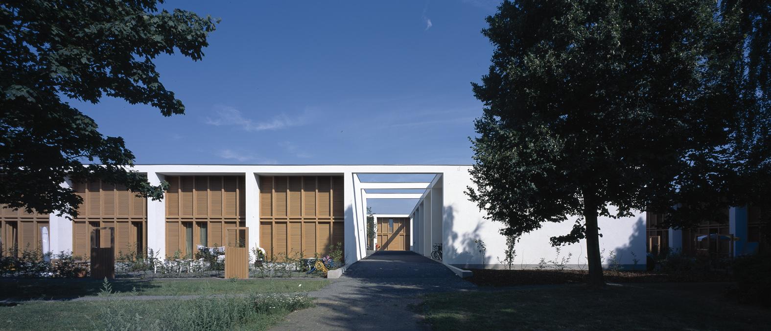 usarch - Wohnhöfe Auerberg