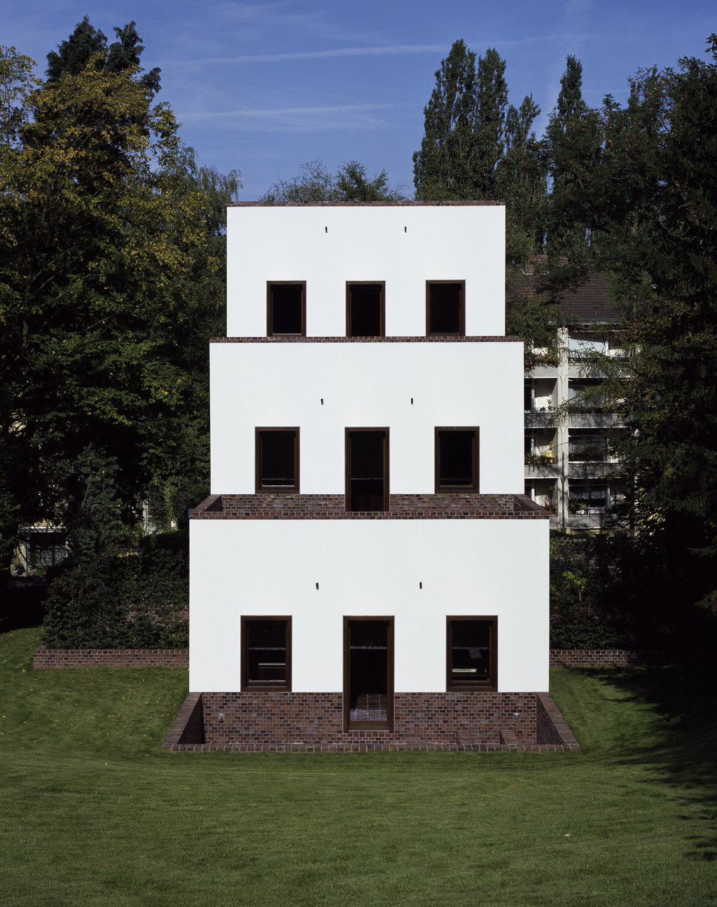 usarch - Haus Hundertacht